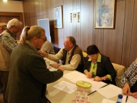 Pierwszy dzień - rejestracja uczestników