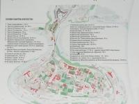 Plan miasta i fortecy