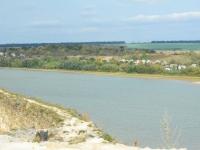 Rzeka Dniestr - za nią zaczynał się świat muzułmański