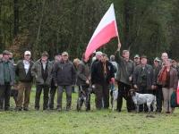 Polska flaga tym razem w moich rękach