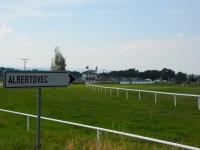 W drodze pomiędzy konkurencjami rzut oka na teren jutrzejszych zawodów konnych