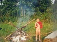 Dorota - strażnik ognia
