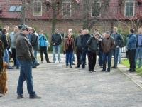 Nadciągają kursanci - uczestnicy kursu w ORŁ w Kielcach dla nowo wstępujących do PZŁ