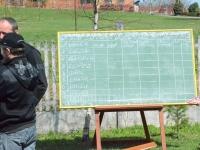 Na tablicy pojawiły się imiona uczestników