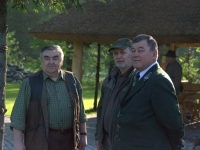 Reprezentacja Lasów Państwowych i ORŁ w Katowicach też na miejscu
