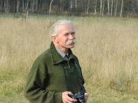 Jeden z organizatorów Kazimierz jak zawsze pogodny