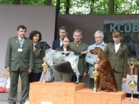 HUMMER - Najlepszy Junior Wystawy!!!!