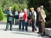 Zaczyna się losowanie nagród dodatkowych - polowania w kołach naszego okręgu ufundowane przez Zarządy Kół