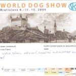 Karta oceny -Światowa Wystawa Bratysława 2009