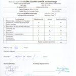 Regionalny Konkurs Posokowców i Tropowców 5.05.2012 Pszczyna - karta oceny