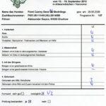 Konkurs im. Dr Kleemanna 2012 - Karta ocen