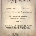 Regionalny Konkurs Posokowców i Tropowców 5.05.2012 Pszczyna - Dyplom