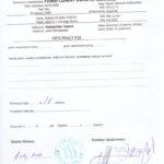 MFT Będzin 2011 - Karta oceny, dyplom II stopnia