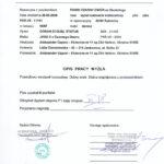 MFT Piotrków Trybunalski 2012 Dyplom I stopnia