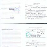Karta ocen II Memoriał im. Jitki Hromadowe 2010 awers
