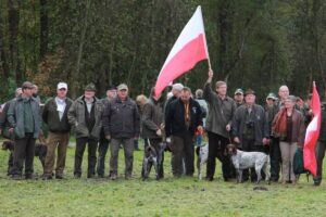 Pierwszy dzień - grupa polsko-ukraińska na prezentacji uczestników IKP