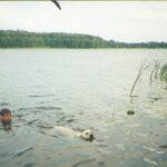 Żywioł Mufy - pływanie