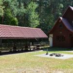 Moja kwatera na jarosławskiej ziemi - domek myśliwski KŁ Orzeł w Rzeszowie