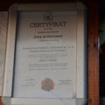 Certyfikowany Karp Starzawski