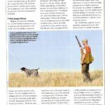 """""""Kynologia na rozdrożu"""" ŁP 8/2014 str. 4"""