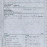 Karta oceny - CACIB Rzeszów 9.11.2014 - karta oceny