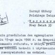 Po opublikowaniu na stronie tekstu Czyżby koniec kynologii łowieckiej w Polsce – a może szansa na początek? otrzymałem od Kolegi Marka wspaniały dokument obrazujący historię dyskusji o polskiej kynologii łowieckiej. […]