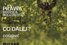 """Tekst o nadciągającej """"europeizacji"""" polskiego łowiectwa znalazł swoje miejsce na stronach majowego numeru Magazynu SEZON. Zapraszam do przeczytania."""