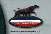 W dniach 11-14 października w Viöl, w kraju Schleswig-Holstein na północy Niemiec, omal na granicy z Danią, odbył się 43 Konkurs im. Dr. Kleemanna, organizowany przez Niemiecki Klub Wyżłów Krótkowłosych. […]